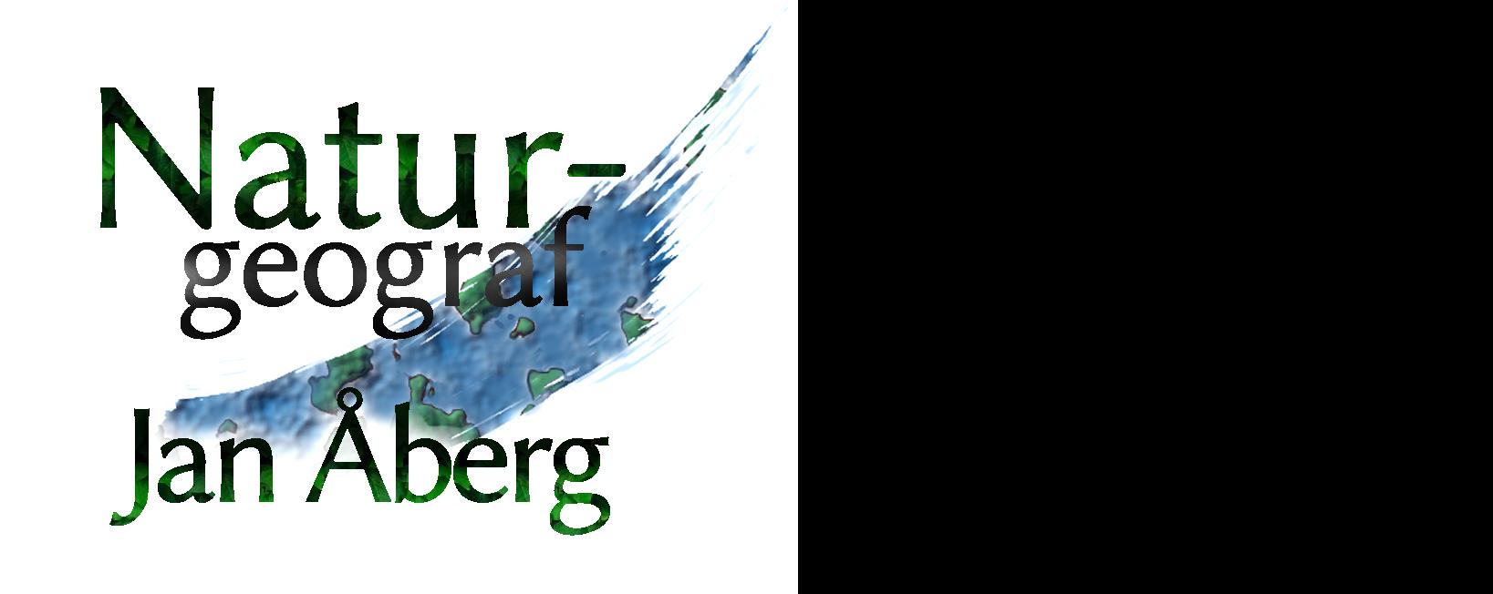 Naturgeograf Jan Åberg